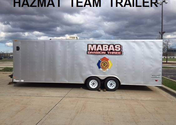 Haz Mat Trailer