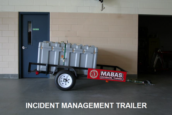 Incident Management Trailer