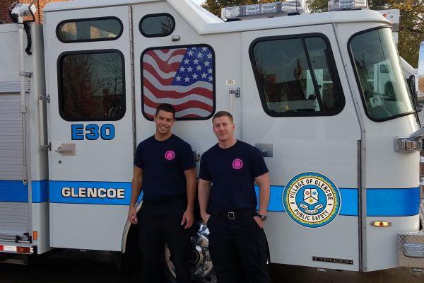 Glencoe E30 Cancer Awareness